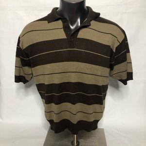 County FB Mens Button Shirt